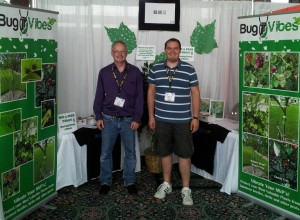 IGC Show Chicago BugVibes™ Booth
